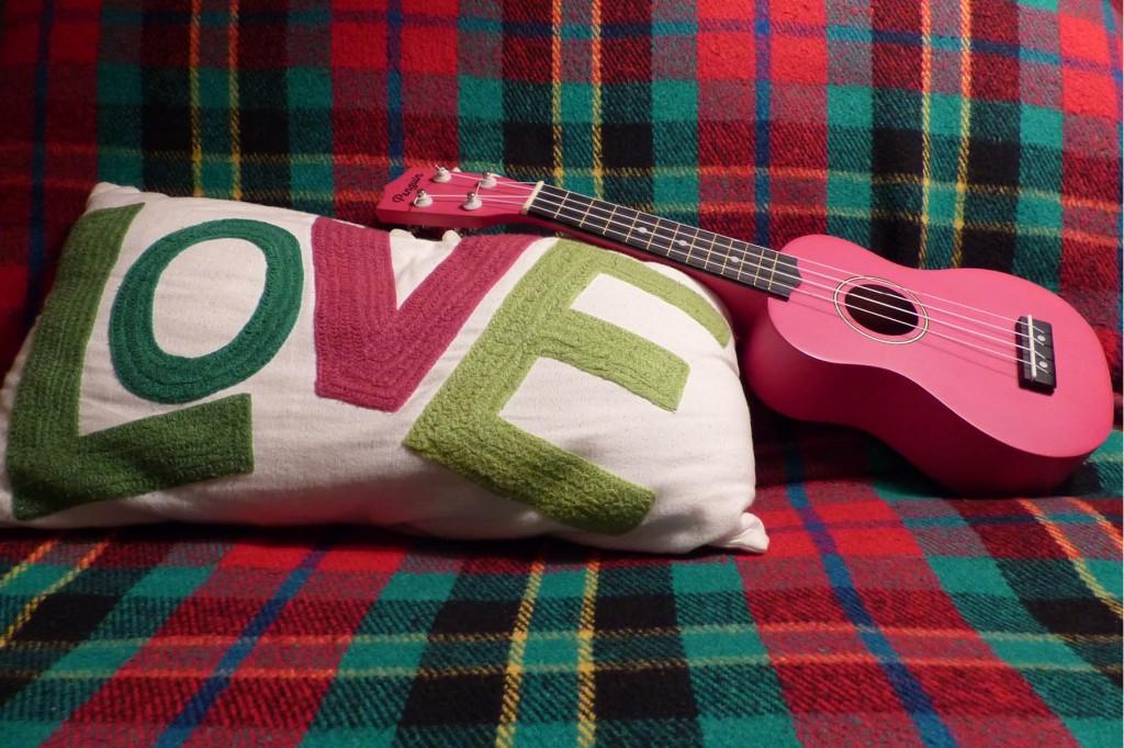 Love Pinkulele