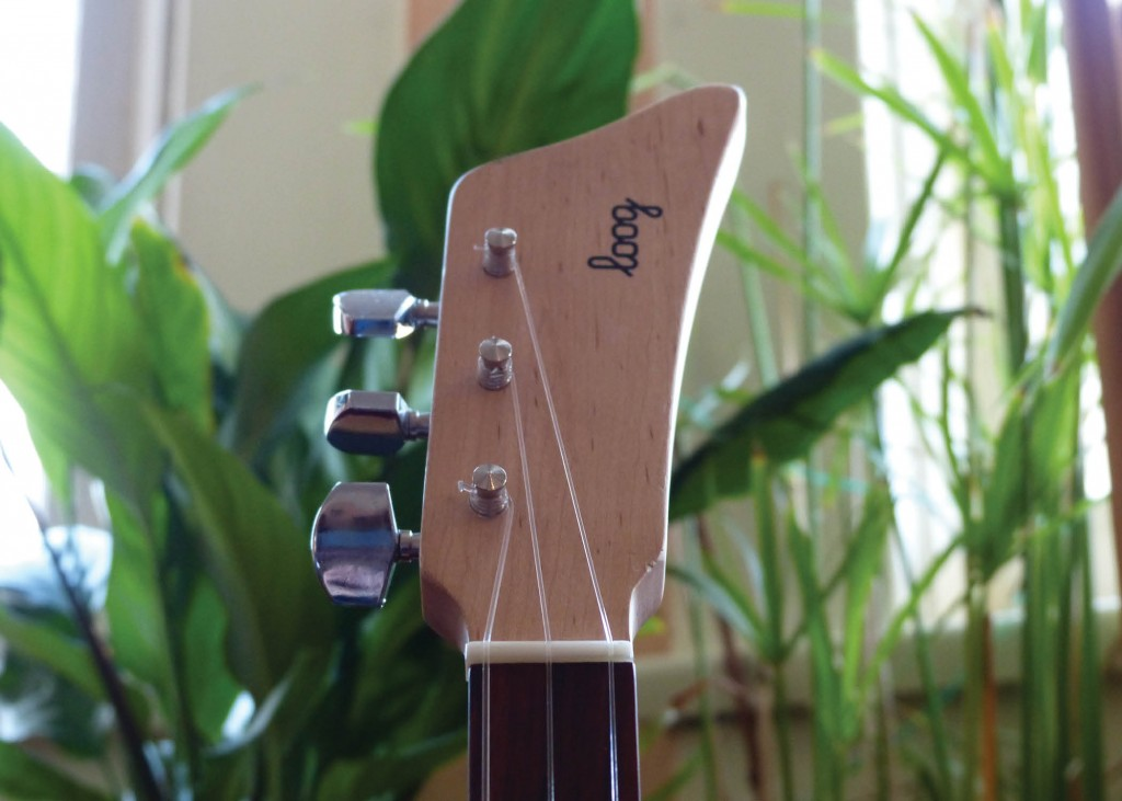 Loog acoustic head