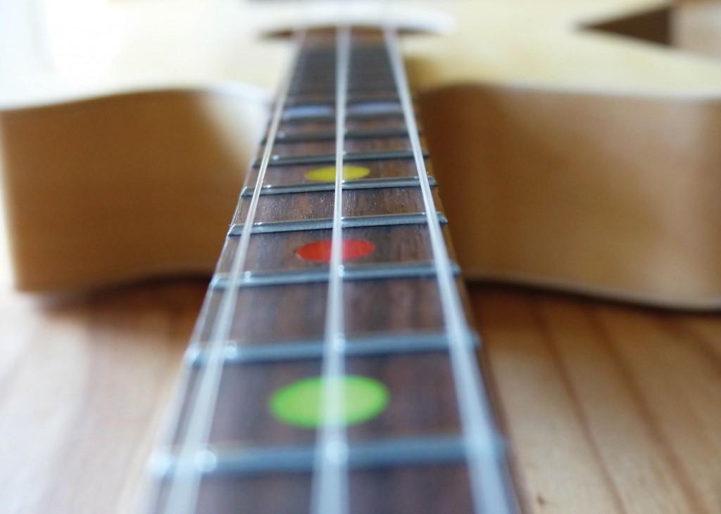 Loog acoustic lower long